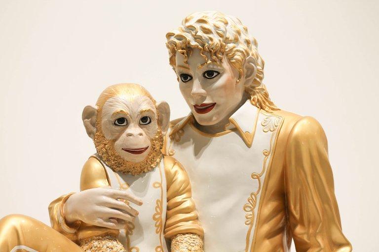 chimp and man