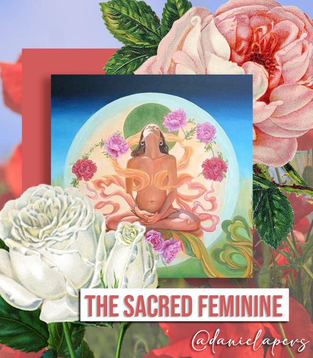 """""""El Sagrado Femenino está en todos, porque todos somos parte de esta tierra y esta naturaleza, porque todos nos conectamos, porque todos percibimos, amamos."""""""