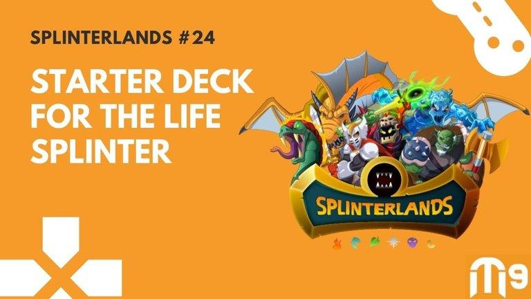 Life starter deck
