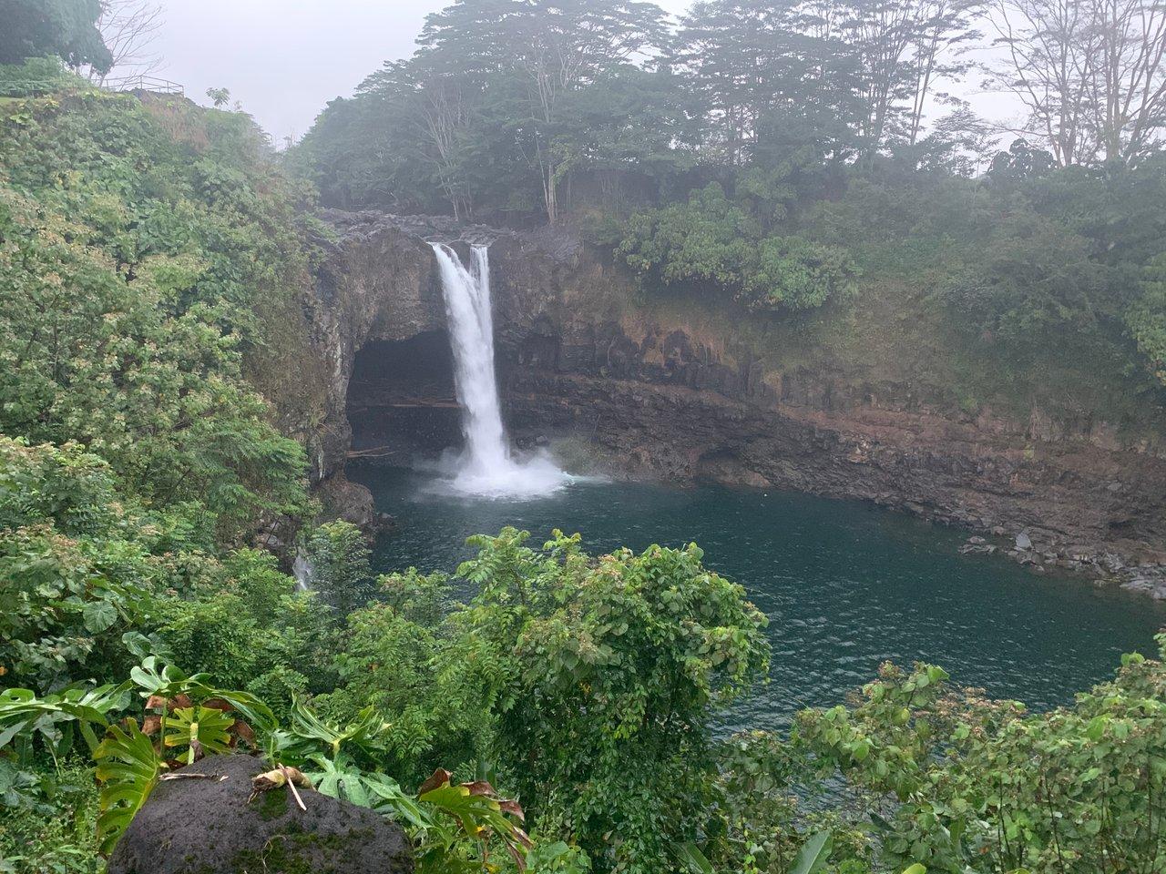 Flash back pics of waterfalls