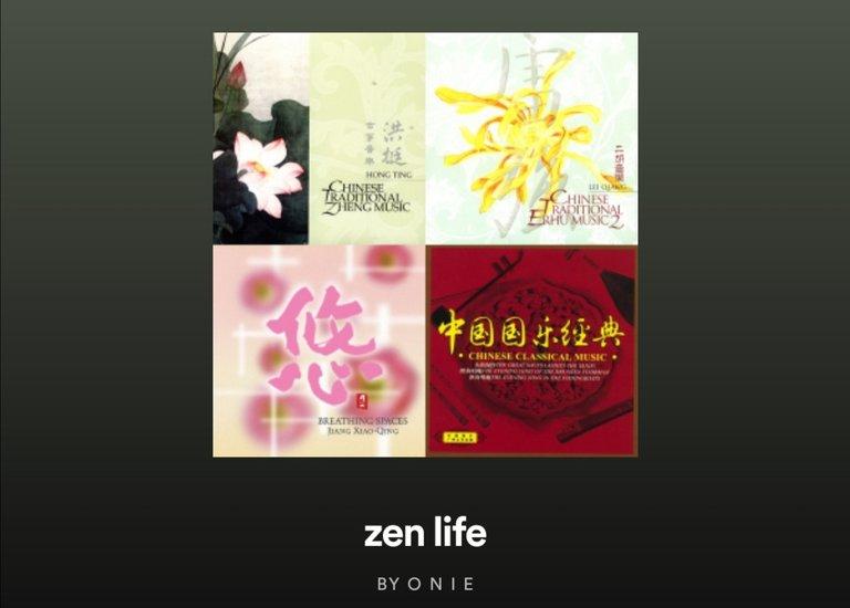 zen life on Spotify