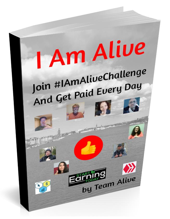 I Am Alive Challenge eBook