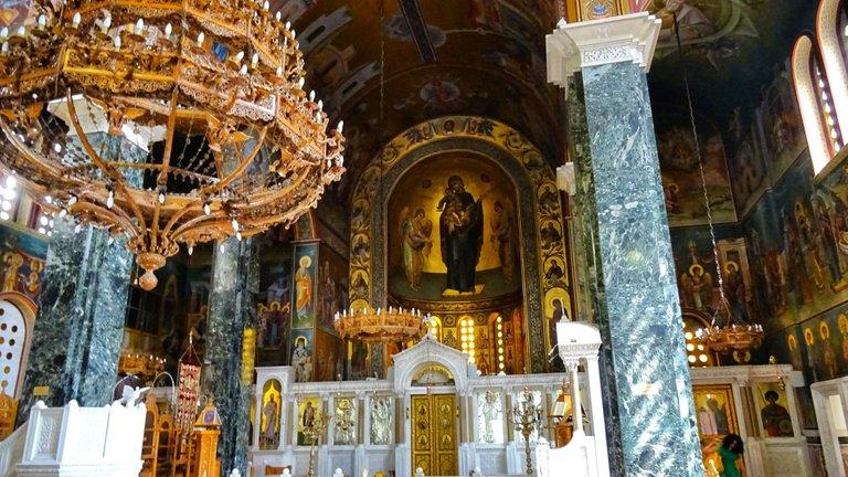 An orthodox church
