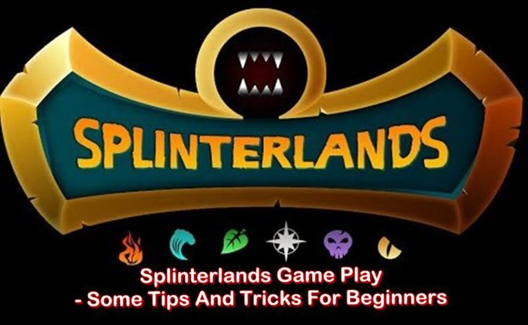 Splinterlands Game Play - Some Tips And Tricks For Beginners.jpg
