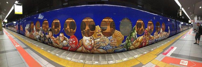 2019-04-24 Osaka (04) train déco I.JPG
