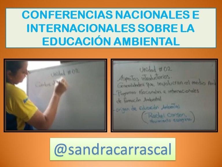 CONFERENCIAS NACIONALES E INTERNACIONALES SOBRE LA EDUCACIÓN AMBIENTAL.jpg