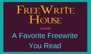 Favorite Freewrite