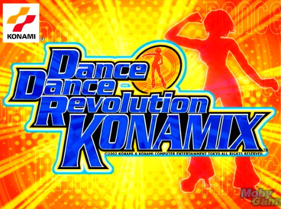 Dance Dance Revoution Konamix Cover.png