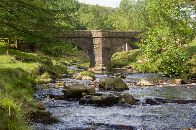 Derwent River and bridge