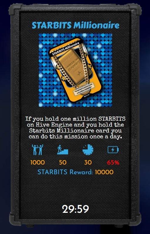 1st Mission Millionaire.JPG