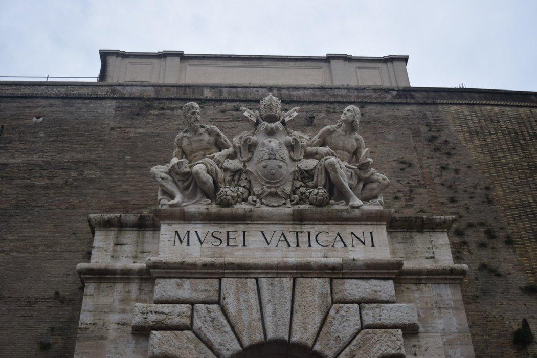 Vatican!