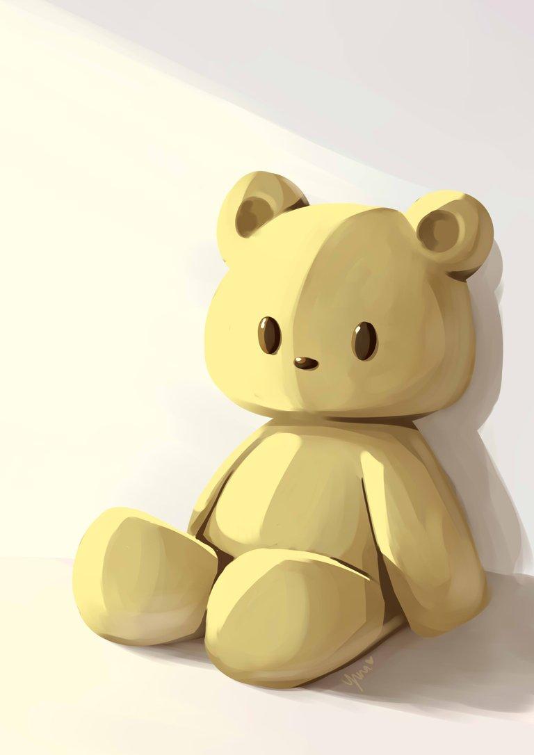 sunkissed teddy bear.jpg