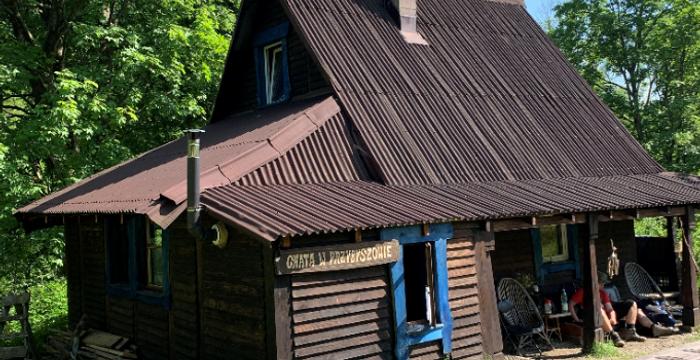 Główny Szlak Beskidzki - Etap 5: Duszatyn - Tokarnia