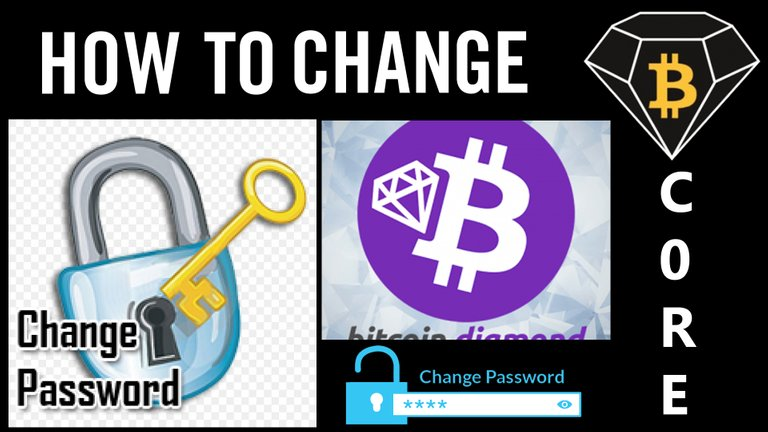 How To Change Bitcoin Diamond Core Wallet Password by Crypto Wallets Info.jpg