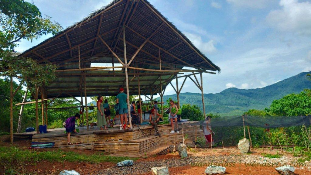 Inner Dance at Maia Eco Village Palawan