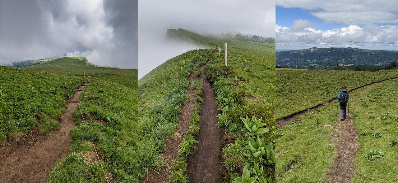 Puy de Sancy Scouting Hike
