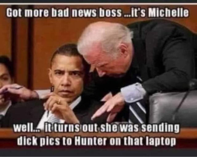 Biden to Obama, Michelle Dick Picks to Hunter.jpg