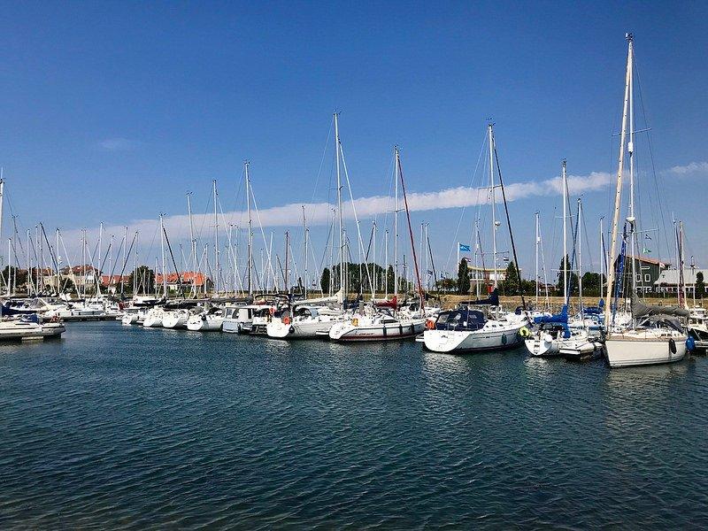 Wemeldinge yacht harbor