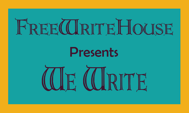 https://steemit.com/wewrite/@freewritehouse/the-we-write-is-back-week-1
