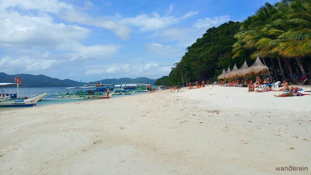 Inaladelan Island, more populary known as German Island