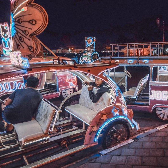 bling bling cars yogyakarta