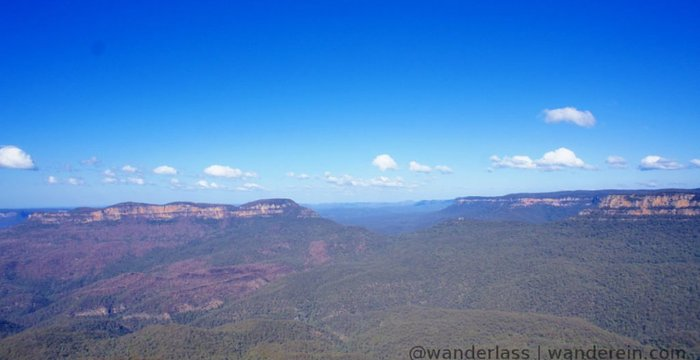 DIY Trip to the Blue Mountains and Leura Town