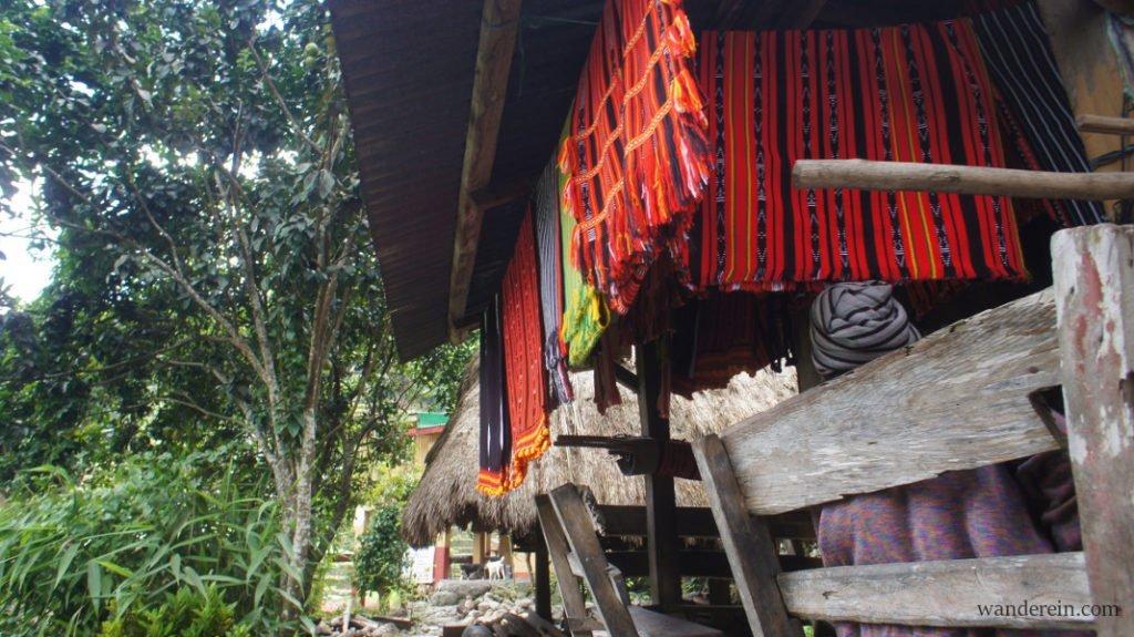 Traditional Ifugao Handwoven Fabric