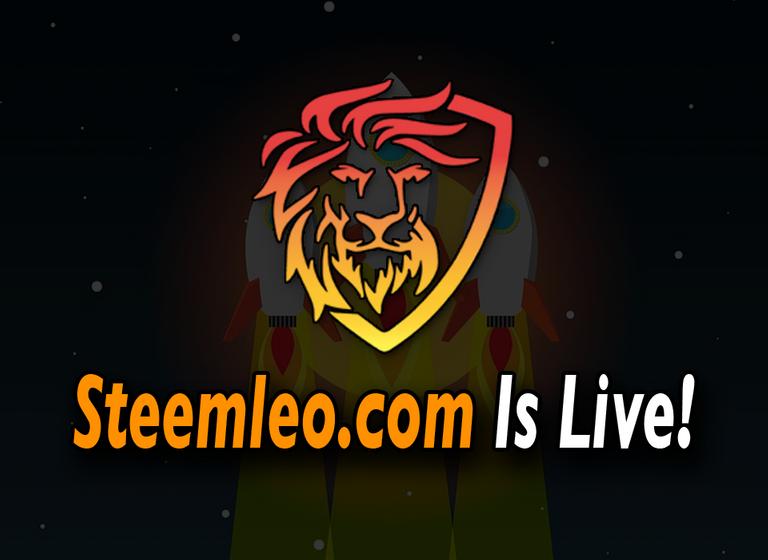 steemleo.com is live.png