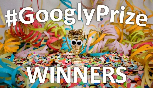 GooglyPrize GooglyEyes TitleImage Vol92 2nd anniversary edition