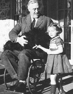 franklin roosevelt in a wheelchair polio.jpg