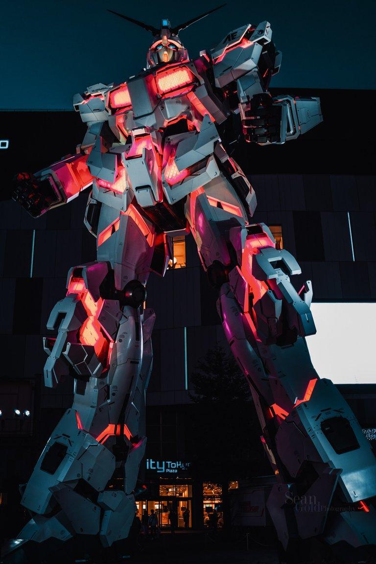 Traveling Japan: Arriving in Tokyo, Seeing a REAL Gundam, and Shinjuku at Night - Part 2