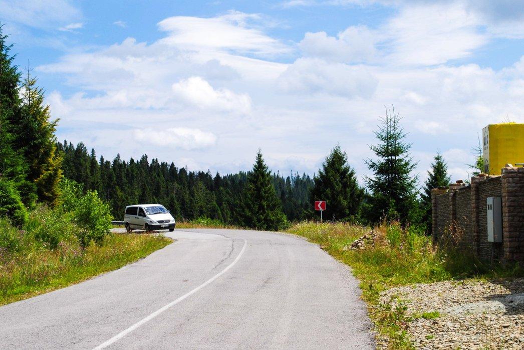 Road to Oryavchyk