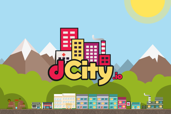 dCity background