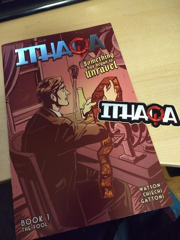 Ithaqa