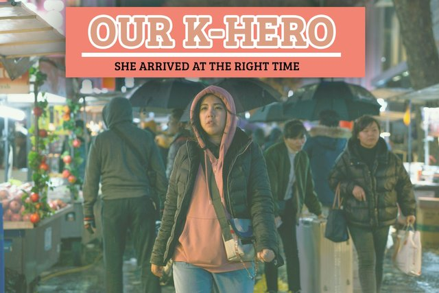 Kindness I Encountered From Strangers While Traveling: Our K-Hero, She Was There at the Right Time!