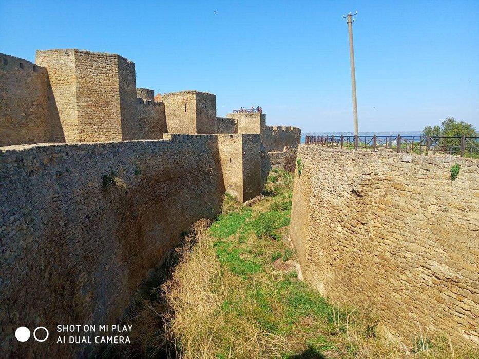 Akkerman fortress in Belgorod-Dniester