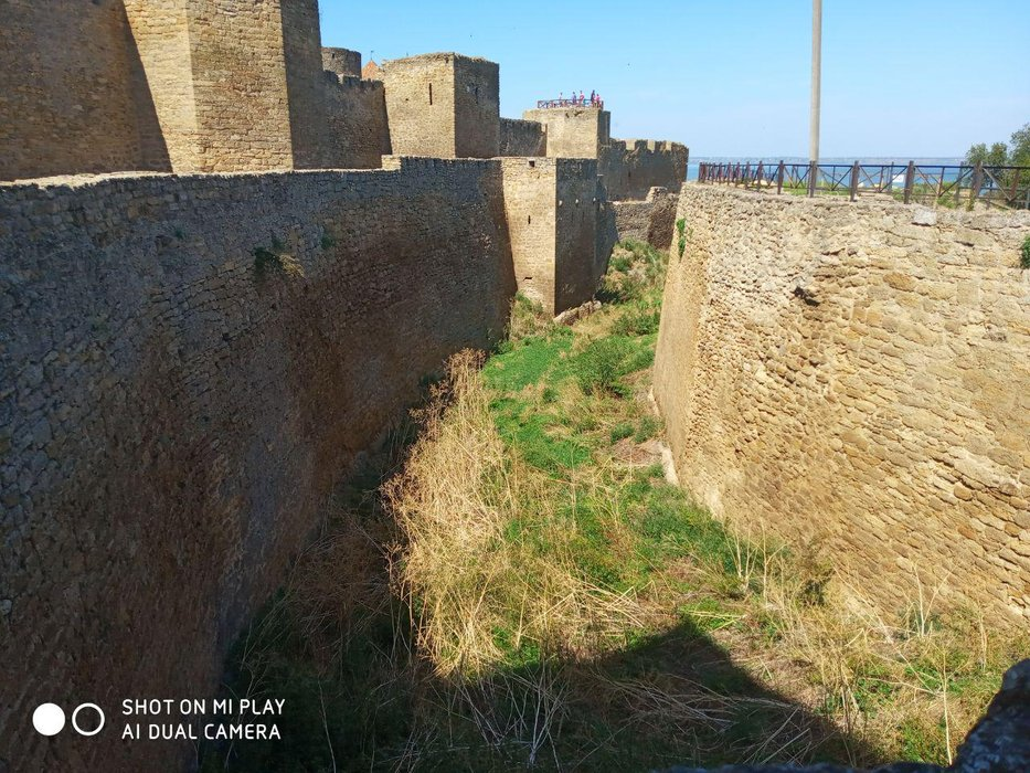The ancient walls of the fortress zealously keep their secrets