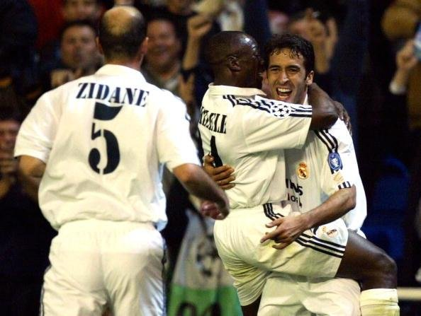Raul was the man of the match with two goals. https://linktr.ee/UEFAChampionsLeague