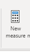 dax new measure