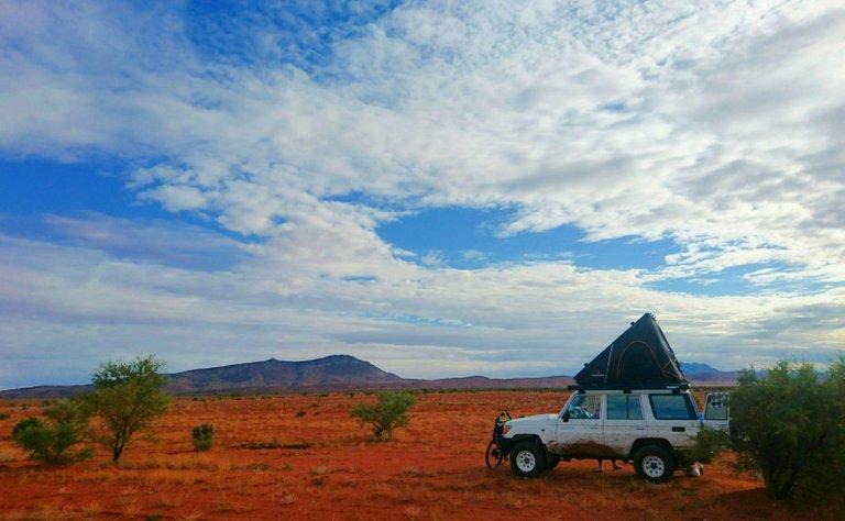 Near Hawker, South Australia