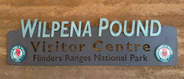 Wilpena Pound Visitor Centre