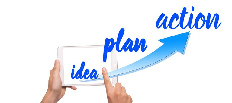 Make a plan from your idea and take action.jpg