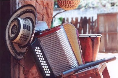 Instrumentos vallenatos