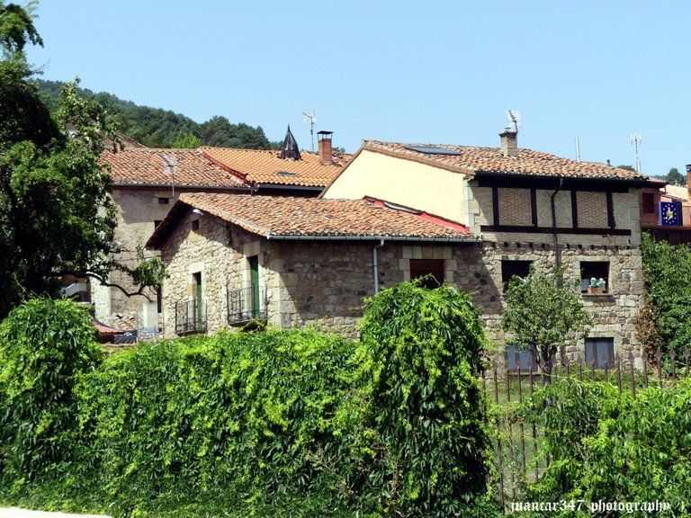 Old manor houses