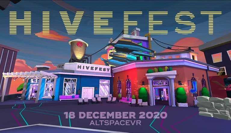 Get ready for HiveFest in Virtual Reality!