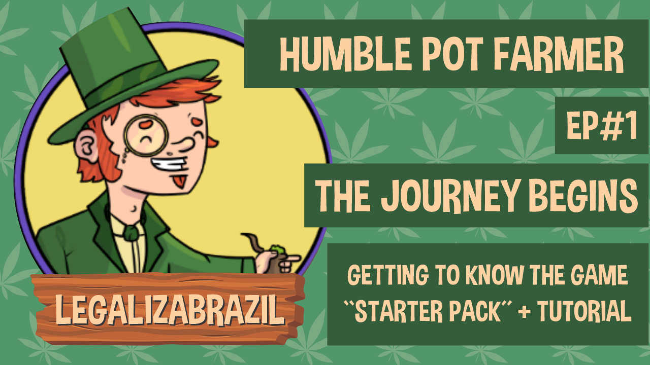 [HashKings] Humble Pot Farmer EP#1 -  The Journey Begins (Newcomer Guide)