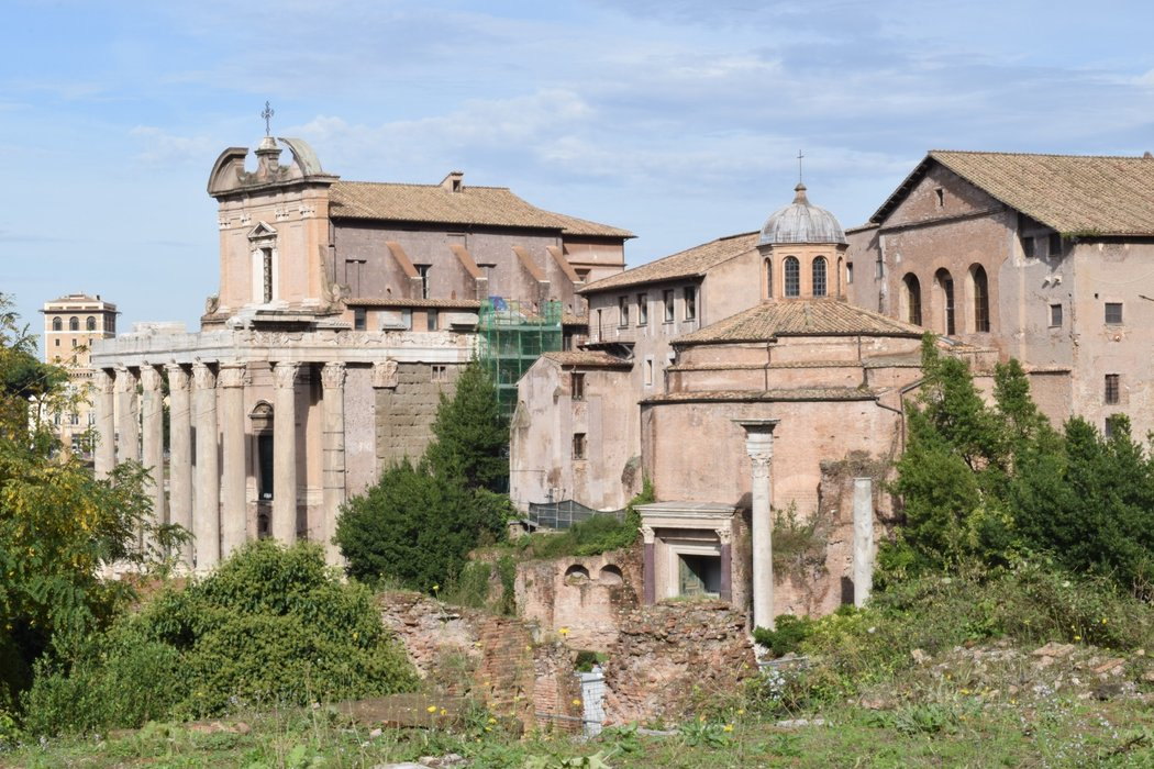 Exploring the Roman Forum
