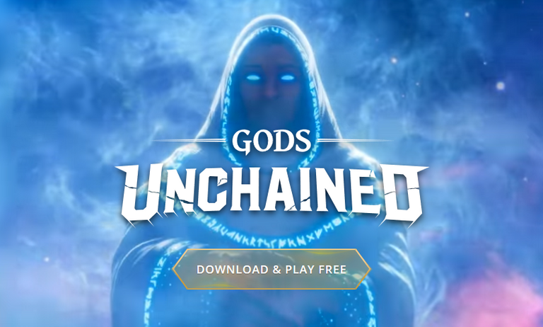 Gods Unchained - An example of digital collectibles trading card game