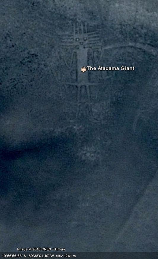 The Atacama Giant   PeakD