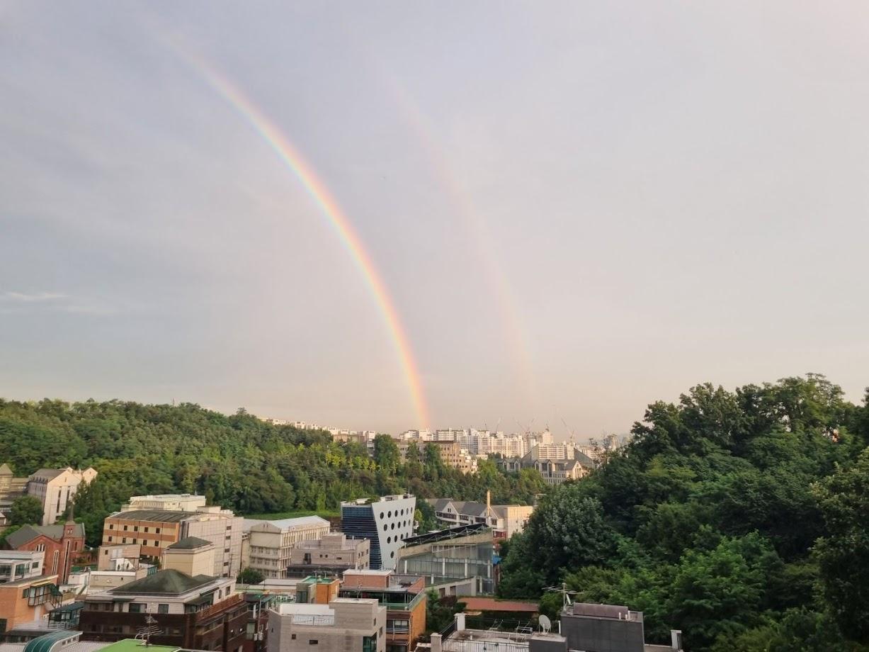 The Leprechaun's Rainbow